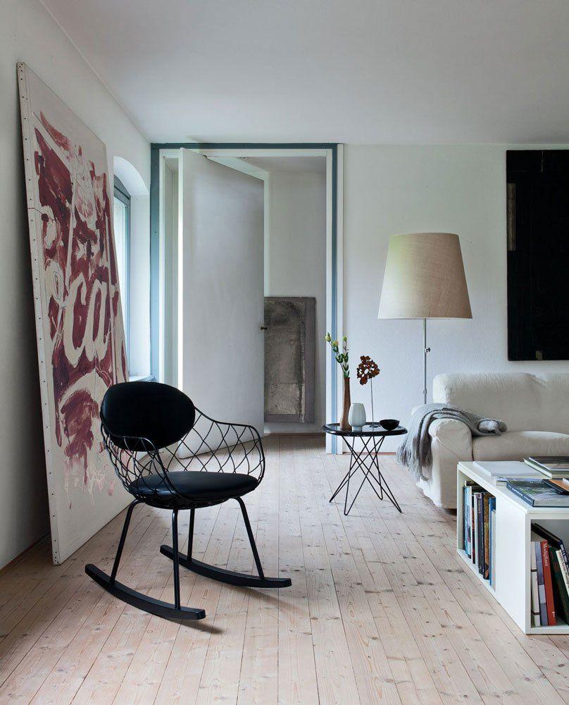 Sedia Piña Rocking Chair e Low Chair