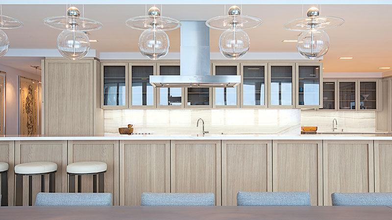 Legno Vivo kitchen