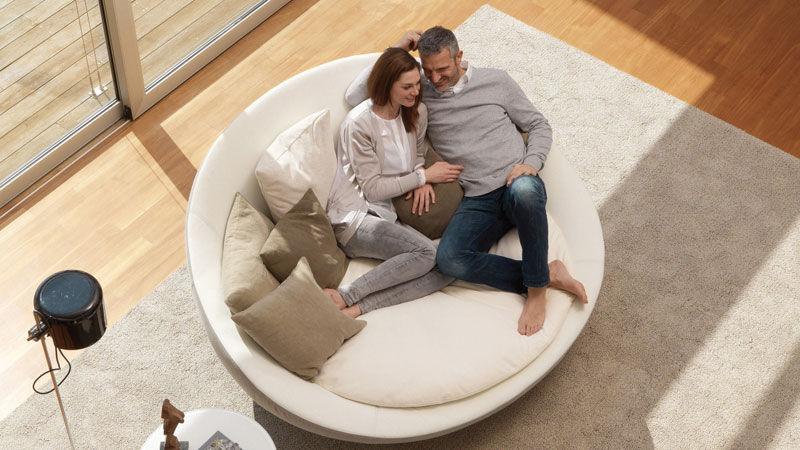 Lacoon Island sofa