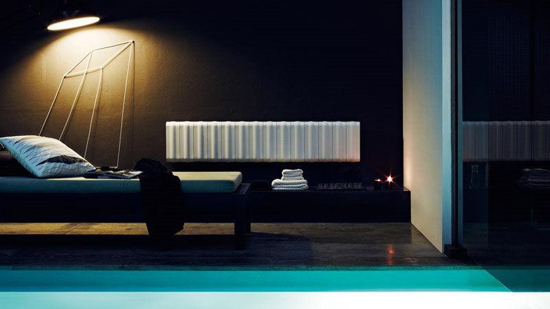Agorà radiator