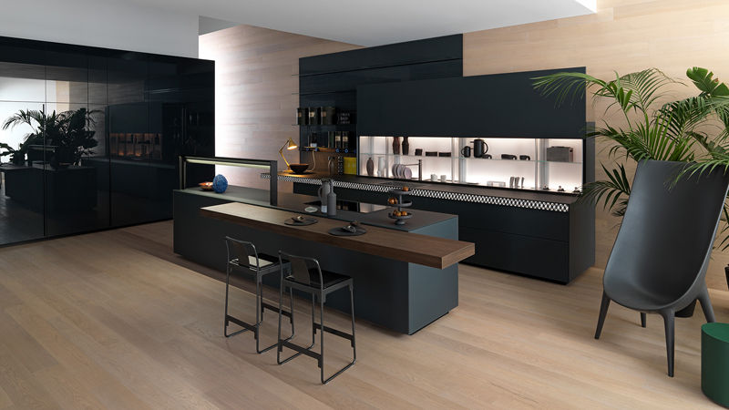 Artematica Uniline kitchen