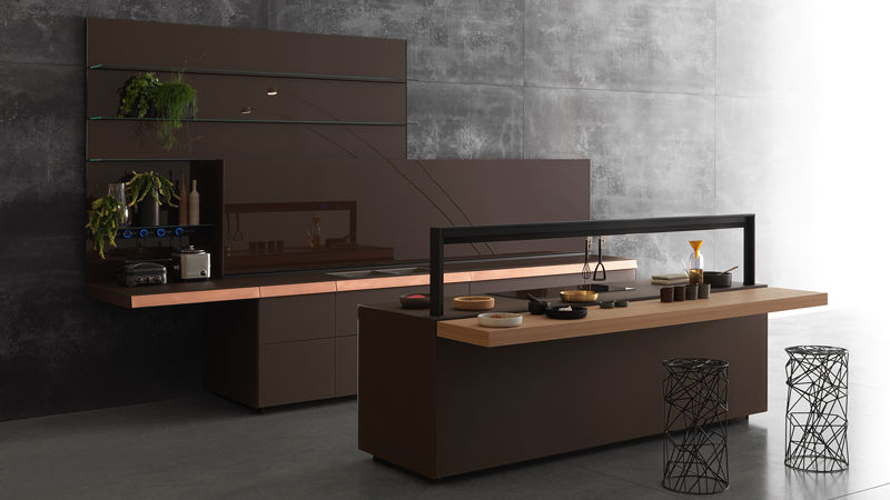 Genius Loci kitchen