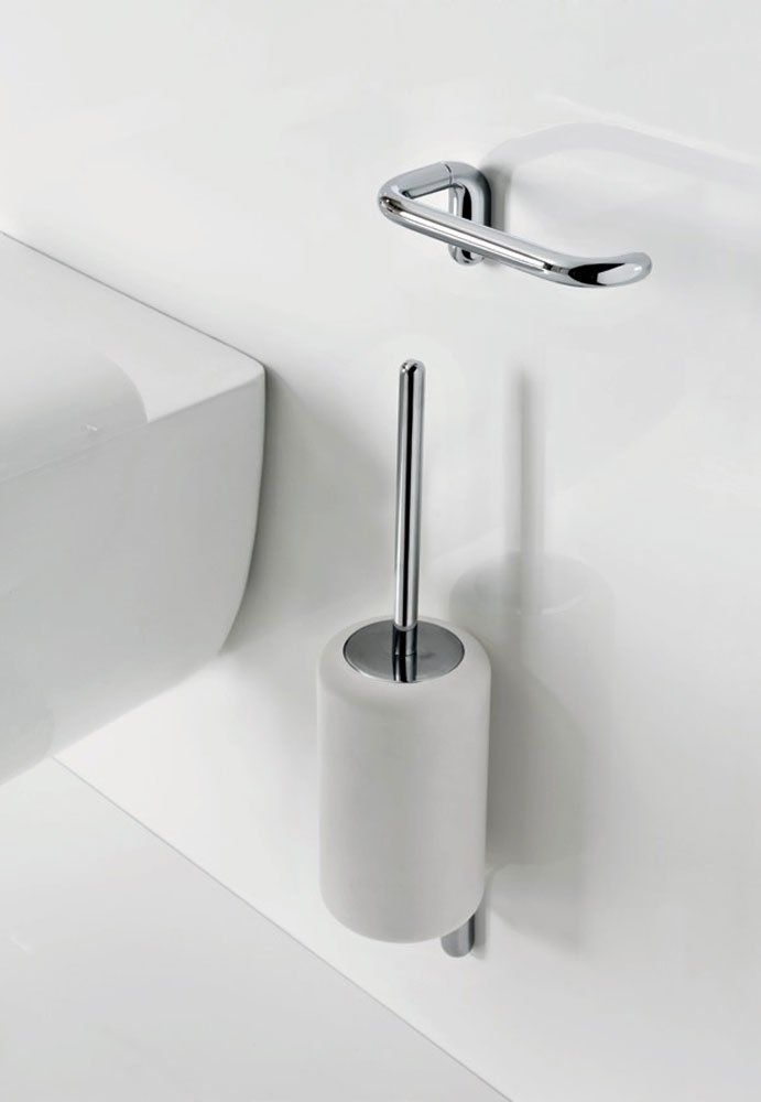 gessi accessoires f rs bad toilettenb rstenhalter goccia designbest. Black Bedroom Furniture Sets. Home Design Ideas