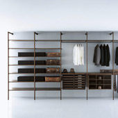 Walk in Closet Storage [b]