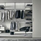 Walk-in closet Abacus