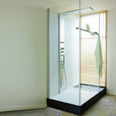 Shower enclosure SingleBath Walk-in