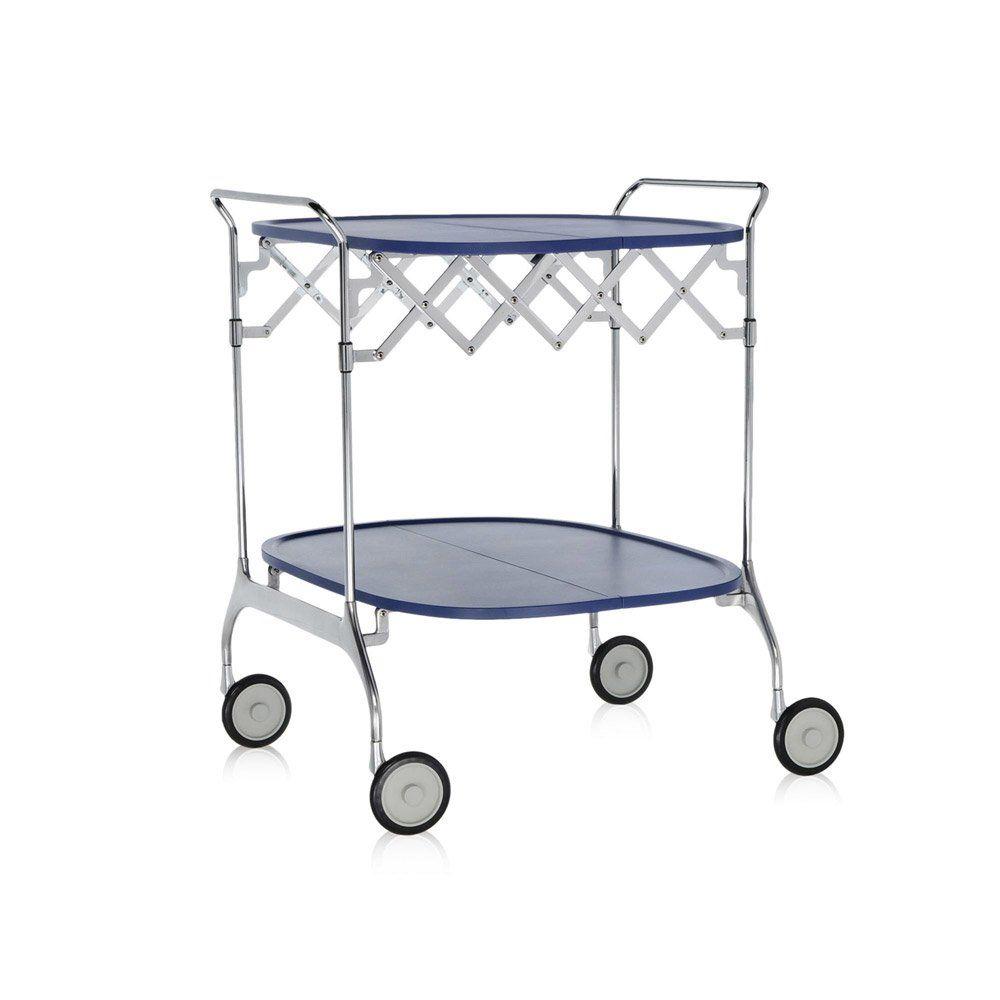 kartell servierwagen servierwagen gastone designbest. Black Bedroom Furniture Sets. Home Design Ideas