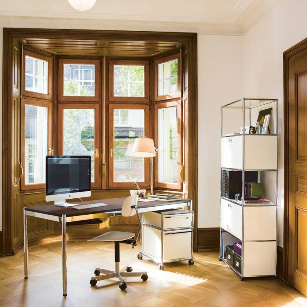 catalogue meuble tiroirs usm haller b usm designbest. Black Bedroom Furniture Sets. Home Design Ideas