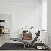 Chaise longue Pk24