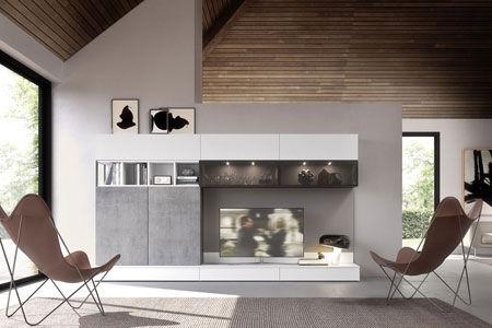 composizioni soggiorno design