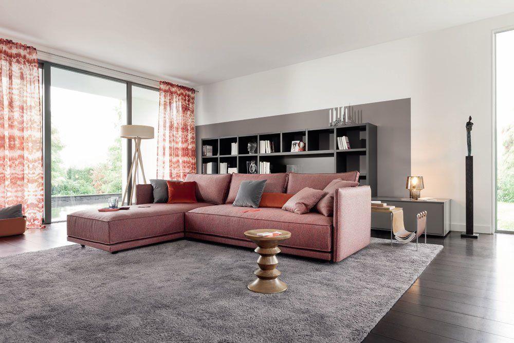 Ipdesign ecksofas sofakombination cube lounge designbest for Einrichtungshaus darmstadt