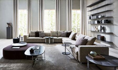 Divani angolari molteni c divani e poltrone catalogo for Poltrone e sofa biella