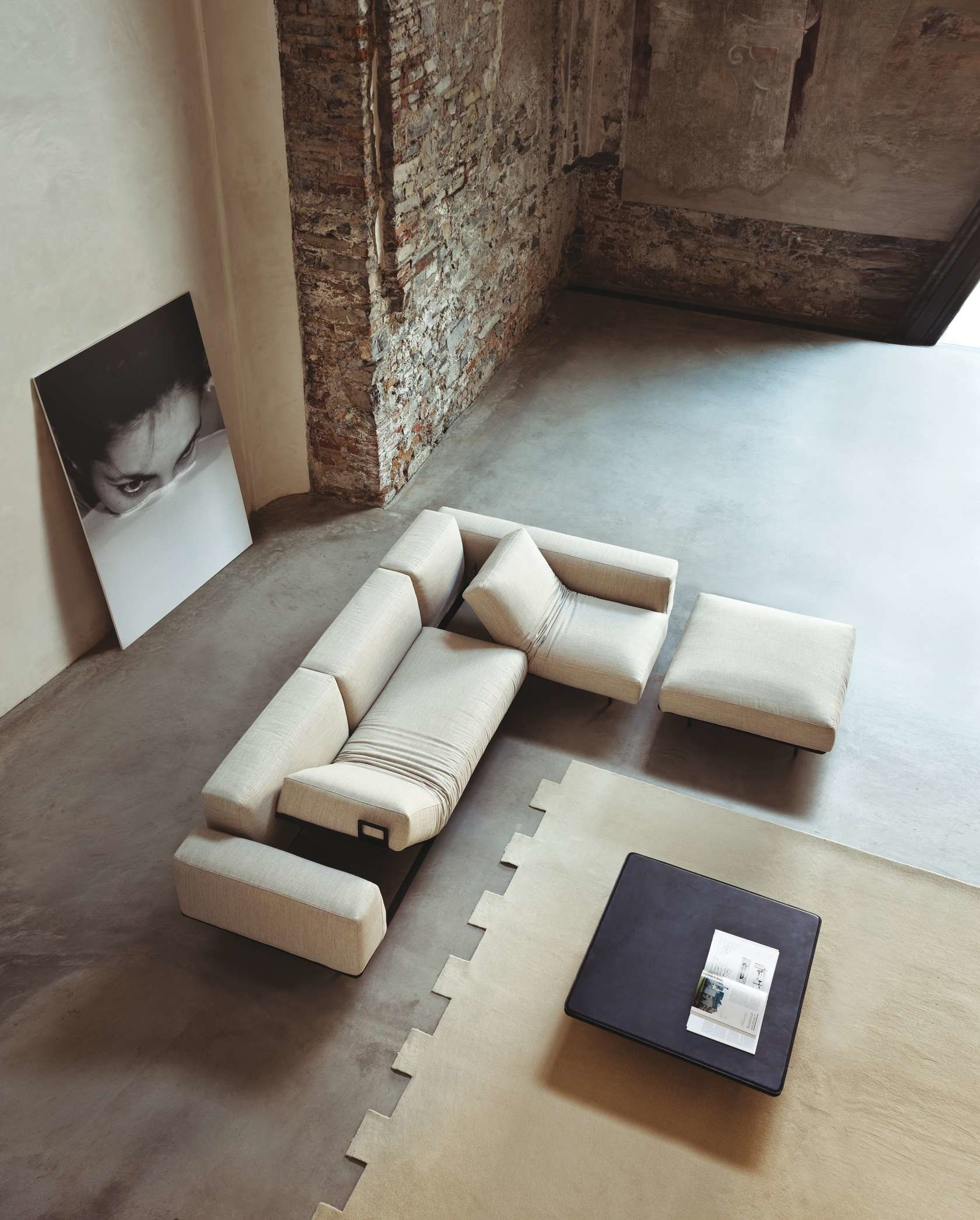 Modular Sofas: Arrangement Sit Up By Vibieffe