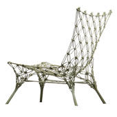 Petit fauteuil Knotted Chair
