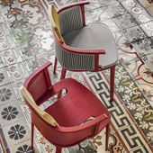 Petit fauteuil Nicolette