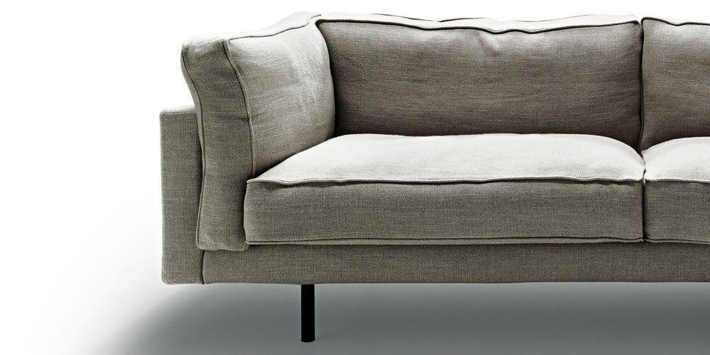 De padova drei sitzer sofas sofa square 16 designbest for De padova divani