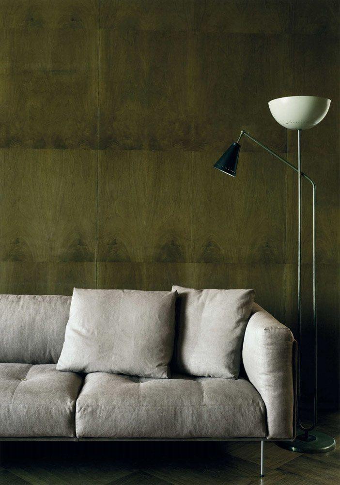 living divani drei sitzer sofas sofa rod xl designbest. Black Bedroom Furniture Sets. Home Design Ideas