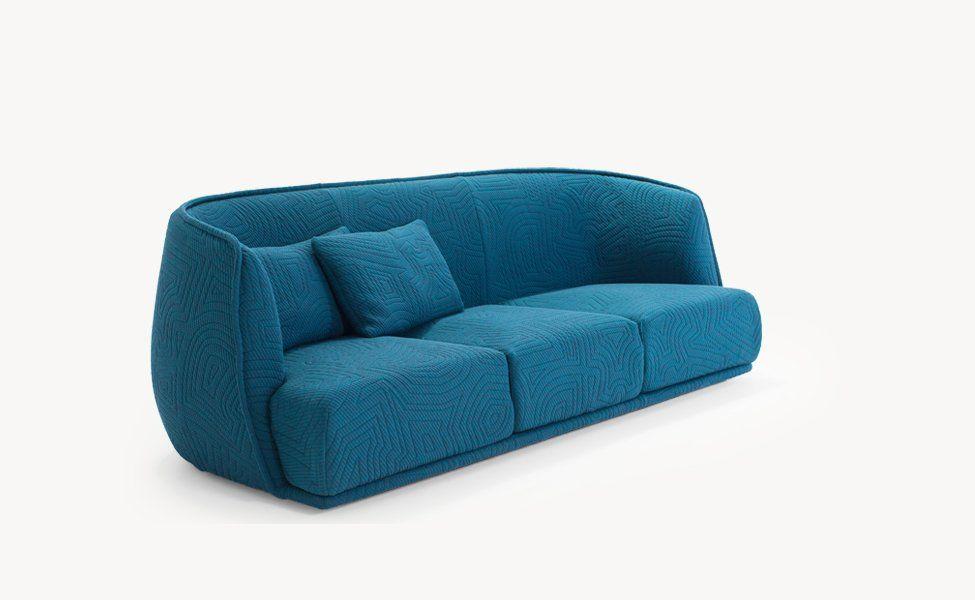Moroso drei sitzer sofas sofa redondo designbest for Couch regensburg