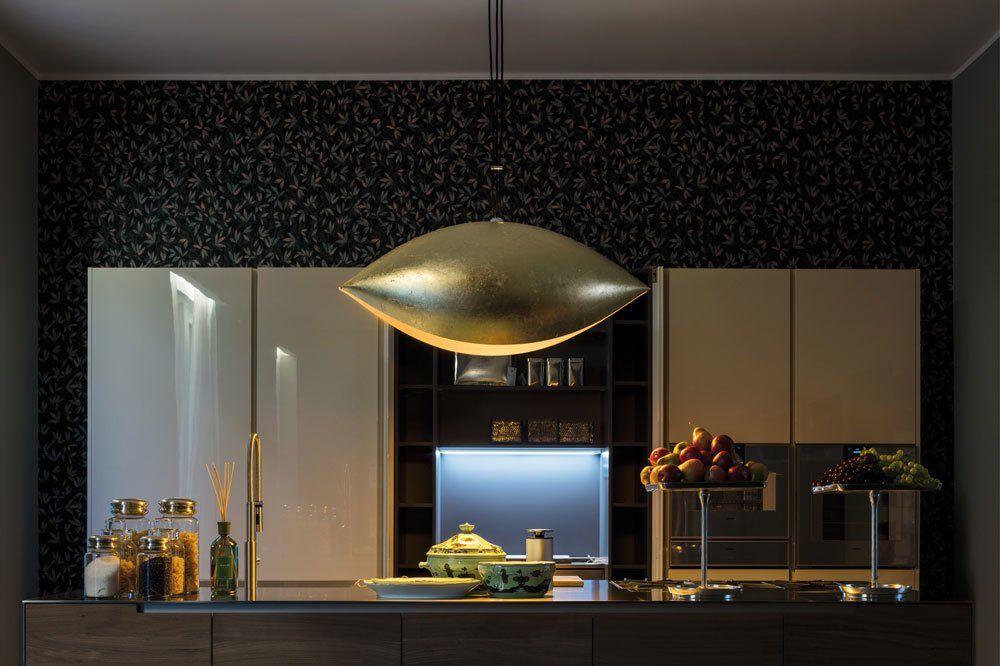 Catellani smith h ngeleuchten leuchte malagola designbest for Lampen und leuchten bochum
