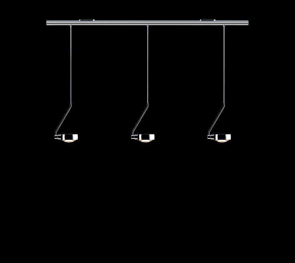 occhio h ngeleuchten lampe sento sistema soffitto tre. Black Bedroom Furniture Sets. Home Design Ideas