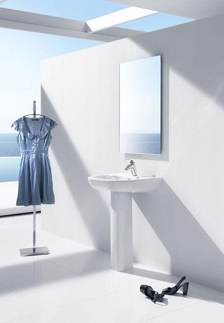 roca katalog sanit reinrichtung waschbecken designbest. Black Bedroom Furniture Sets. Home Design Ideas