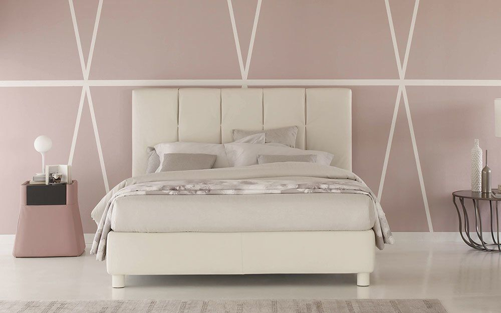 flou doppelbetten bett argan designbest. Black Bedroom Furniture Sets. Home Design Ideas