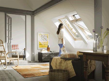 Lucernari velux porte e finestre catalogo designbest for Velux lucernari
