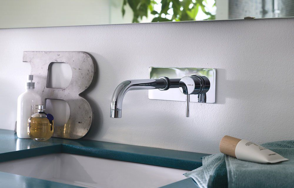 Mixer taps mixer tap live by nobili for Nobili store