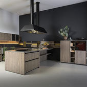 Kitchen Lignum Penisola