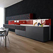 Kitchen Artematica Vitrum Arte  [a]