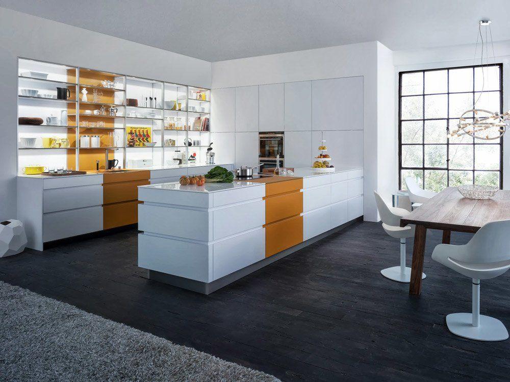 leicht k chenm bel k che tocco a designbest. Black Bedroom Furniture Sets. Home Design Ideas