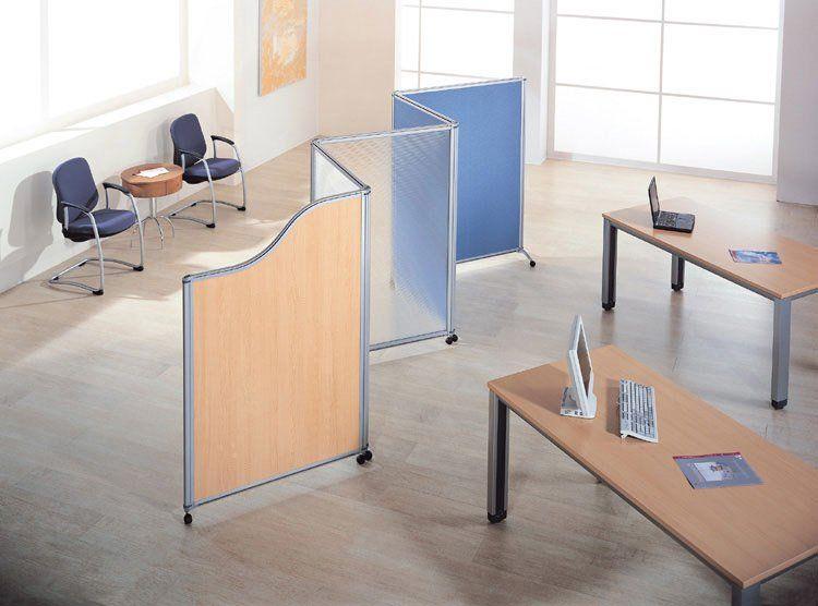 catalogue crans de s paration de bureau d150 actiu. Black Bedroom Furniture Sets. Home Design Ideas