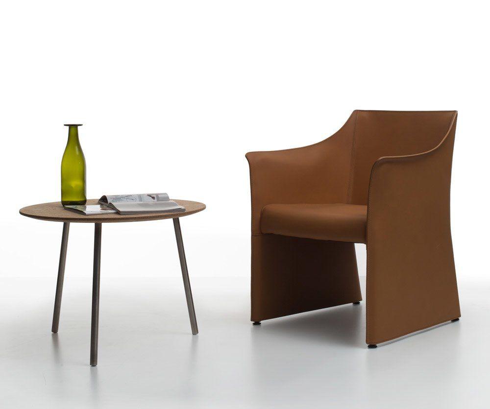 cappellini kleine sessel kleiner sessel cap chair 2. Black Bedroom Furniture Sets. Home Design Ideas