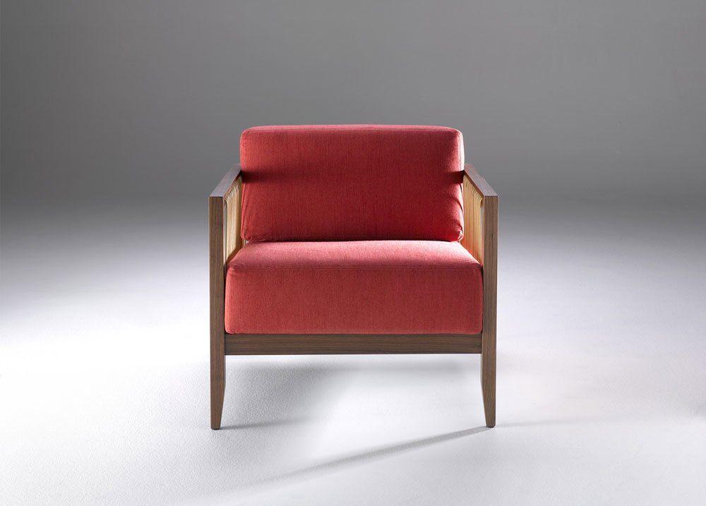 bonacina 1889 kleine sessel kleiner sessel astoria. Black Bedroom Furniture Sets. Home Design Ideas