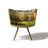 Fauteuil Embroidery