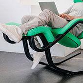 Armchair Gravity balans