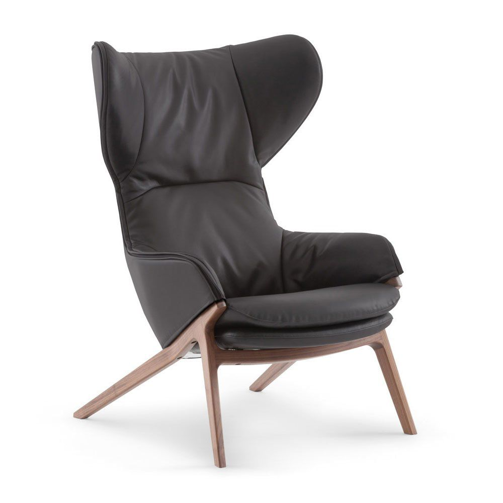 cassina sessel p22 williamflooring. Black Bedroom Furniture Sets. Home Design Ideas