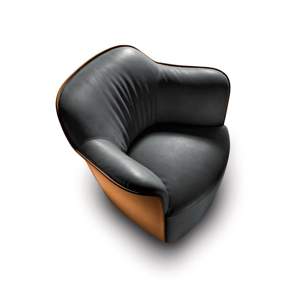 poltrona frau sessel sessel aida designbest. Black Bedroom Furniture Sets. Home Design Ideas