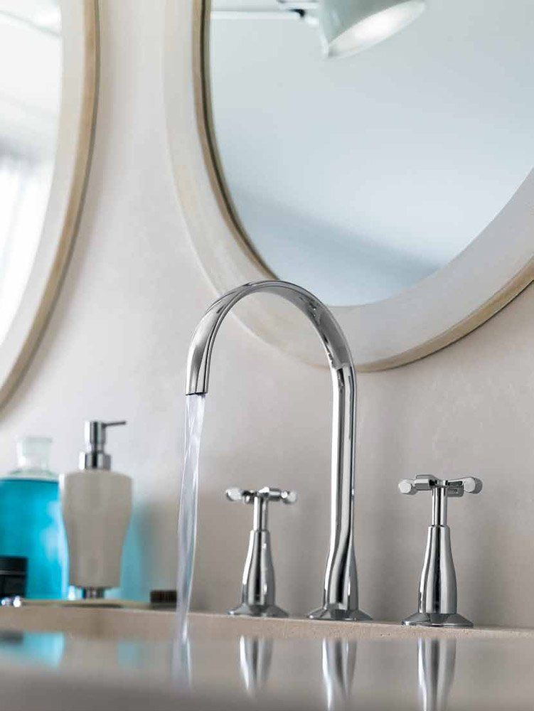 Taps mixer tap carlos primero by nobili for Nobili store