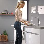 Küchenarmatur K7 Foot Control