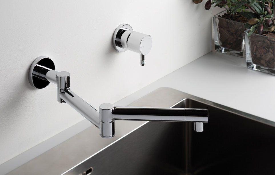 ritmonio armaturen f r die k che mischbatterie cardano designbest. Black Bedroom Furniture Sets. Home Design Ideas