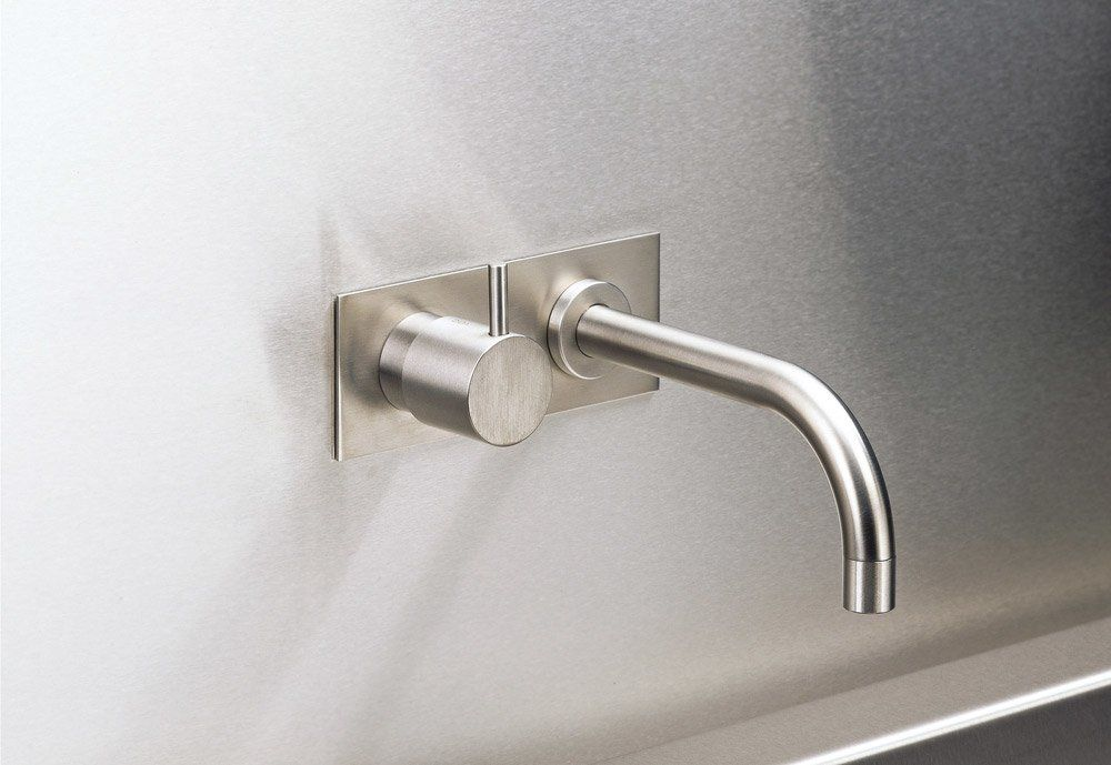 kitchen taps mixer tap 912 by vola. Black Bedroom Furniture Sets. Home Design Ideas