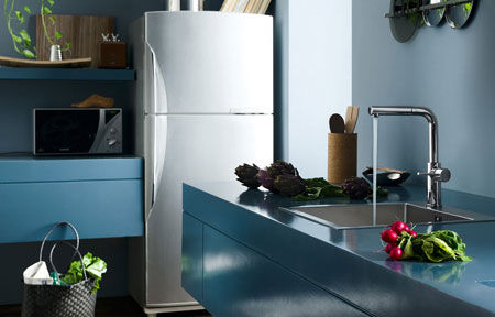 Rubinetti cucina nobili cucine catalogo designbest - Rubinetti design cucina ...