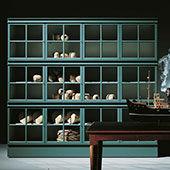 Bücherschrank Piroscafo