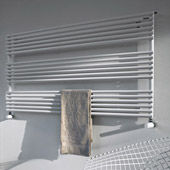 Heated towel rack Ritmato