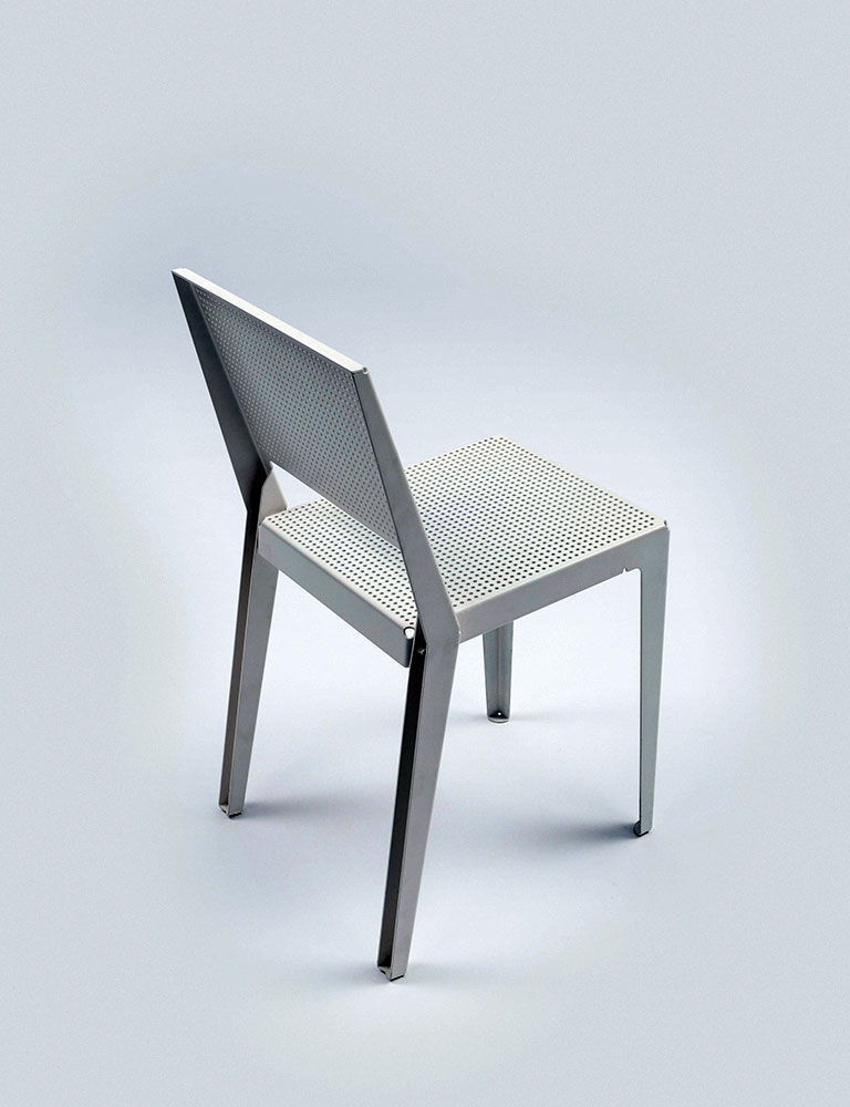 Chairs chair abchair by danese for Sedie design north america