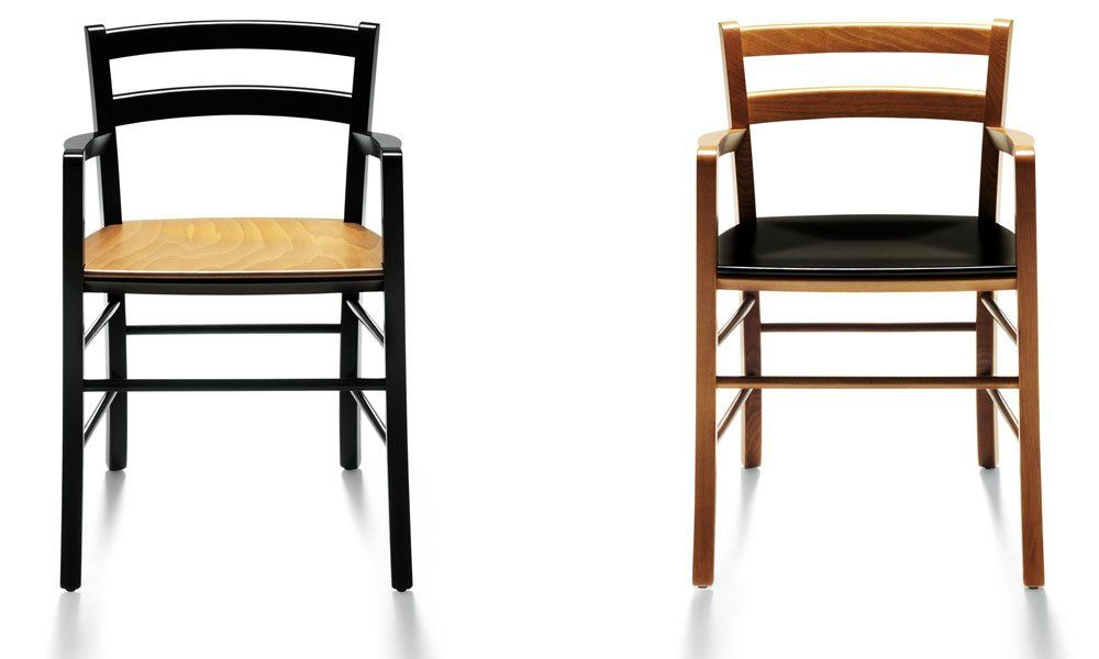 Chairs chair marocca by de padova for Sedie design north america