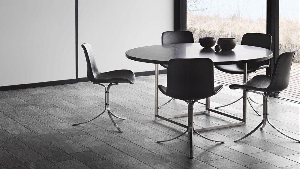 fritz hansen st hle stuhl pk9 designbest. Black Bedroom Furniture Sets. Home Design Ideas