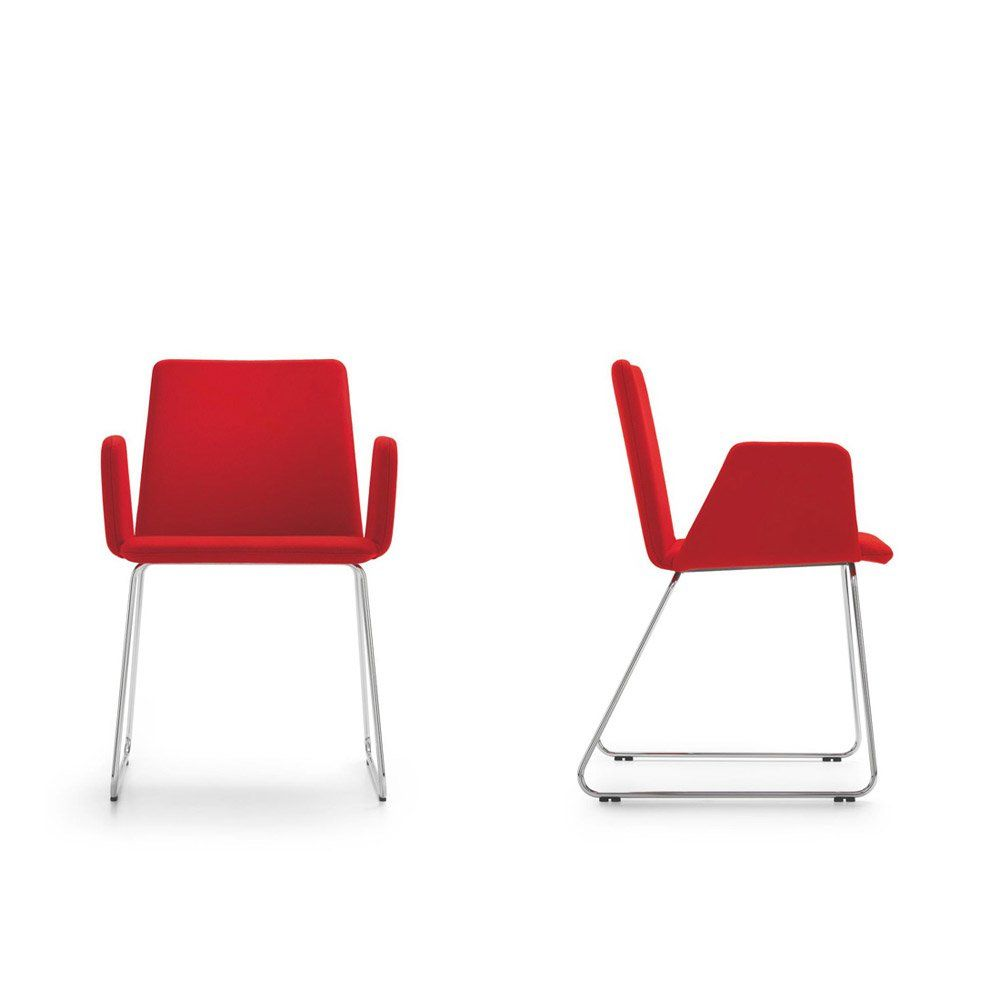 Chairs chair pepe by girsberger for Sedie design north america