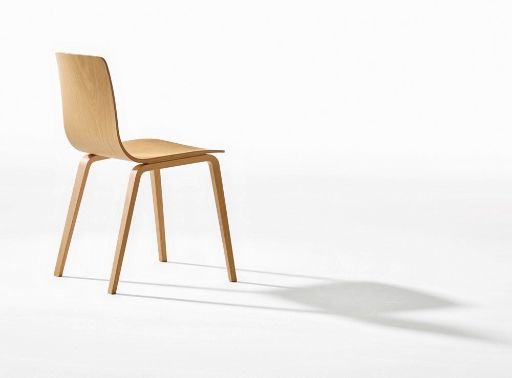 Chairs chair aava by arper for Sedie design north america